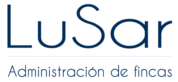 Administración de Comunidades LUSARFINCAS Expertos en gestión de fincas Logo